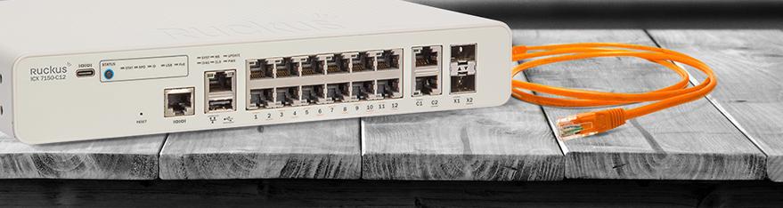 Ruckus ICX Switches