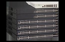 Ruckus ICX 7150 switches
