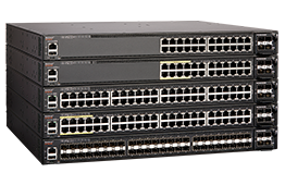 Ruckus ICX 7450 switches